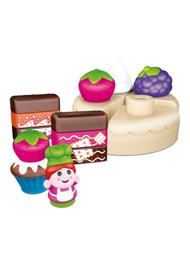 Toy Buıldıng Blocks Cakedesıgn 30 Pcs-Chicco